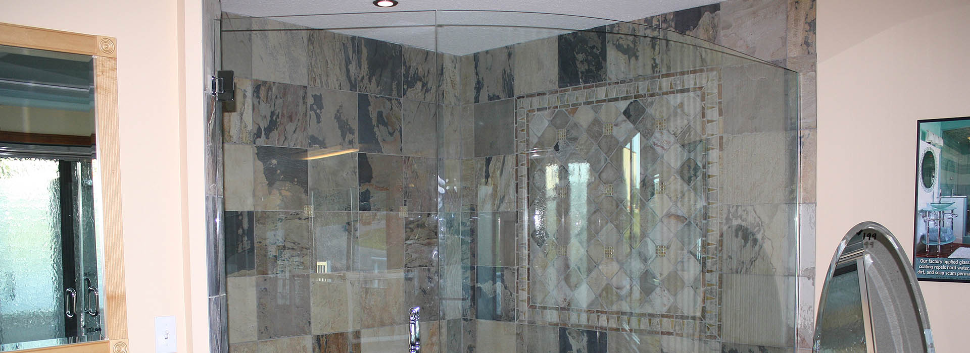 Glass Shower Doors Charlevoix Michigan