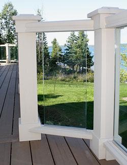 Glass Deck Rails Glass Railings